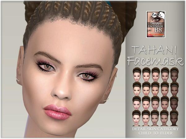 Tahani facemask by BAkalia at TSR image 942 Sims 4 Updates