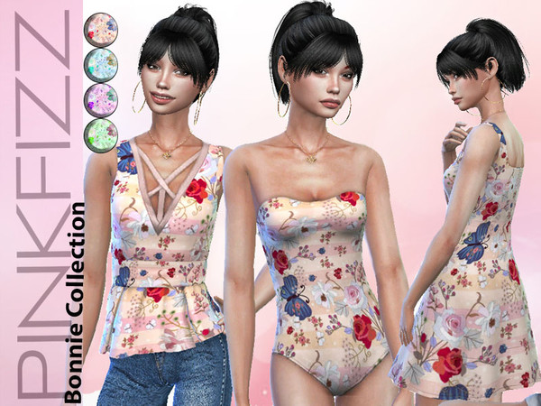 Bonnie Collection by Pinkfizzzzz at TSR image 9613 Sims 4 Updates