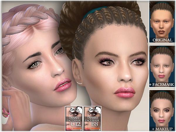 Tahani facemask by BAkalia at TSR image 962 Sims 4 Updates