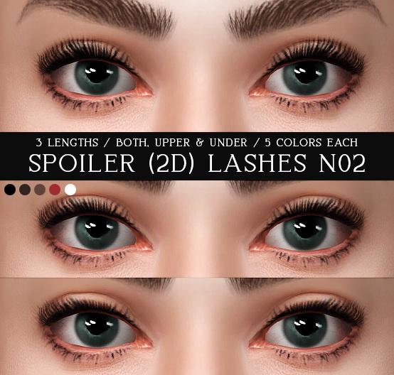 Skylla eye make up set at Praline Sims image 10111 Sims 4 Updates