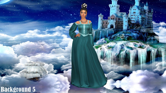 Fairytale CAS Backgrounds at Annett's Sims 4 Welt image 1014 Sims 4 Updates