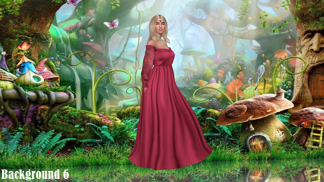 Fairytale CAS Backgrounds at Annett's Sims 4 Welt image 1023 Sims 4 Updates
