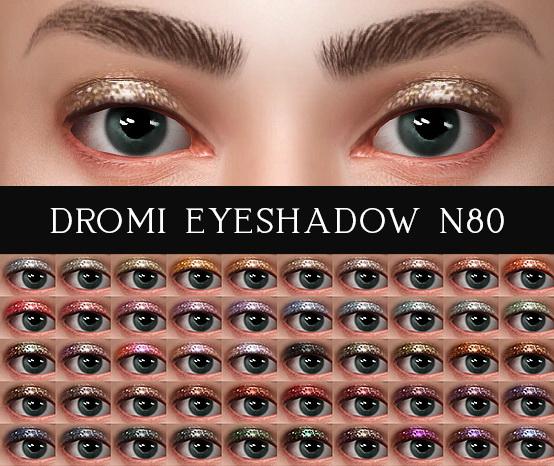 Skylla eye make up set at Praline Sims image 1027 Sims 4 Updates