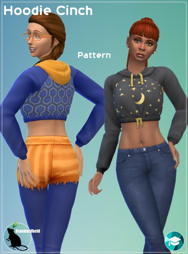 Sims 4 EP08 Hoodie Cinch at Standardheld