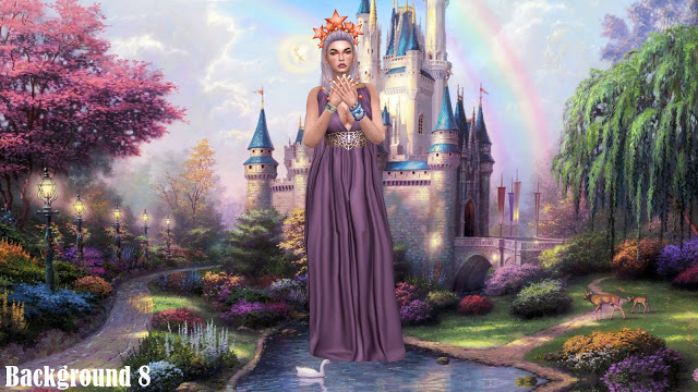 Fairytale CAS Backgrounds at Annett's Sims 4 Welt image 1033 Sims 4 Updates