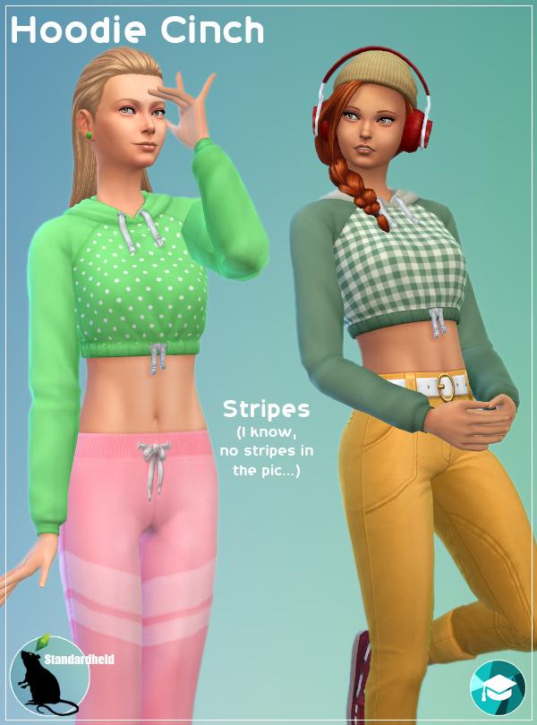 EP08 Hoodie Cinch at Standardheld image 104 Sims 4 Updates