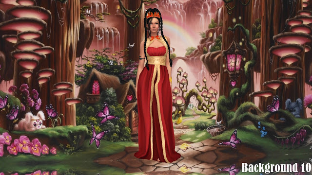 Fairytale CAS Backgrounds at Annett's Sims 4 Welt image 1043 Sims 4 Updates
