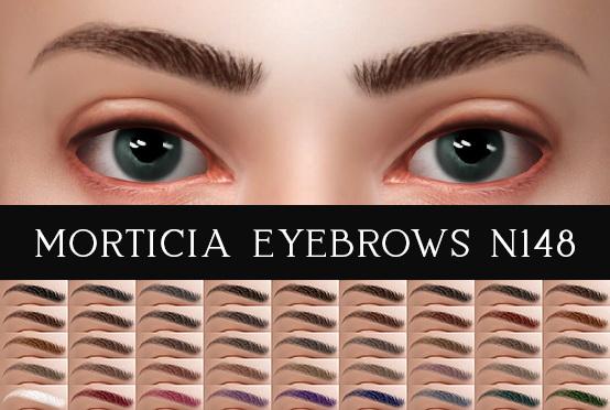 Skylla eye make up set at Praline Sims image 1047 Sims 4 Updates