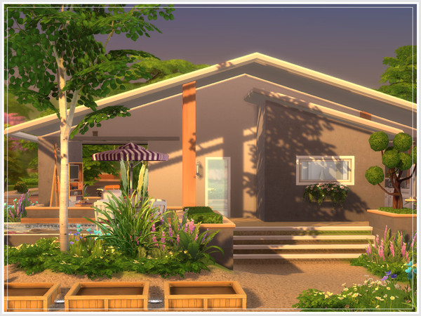 Micromegas house by philo at TSR image 1048 Sims 4 Updates