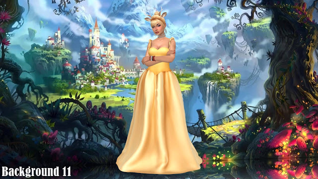 Fairytale CAS Backgrounds at Annett's Sims 4 Welt image 1053 Sims 4 Updates
