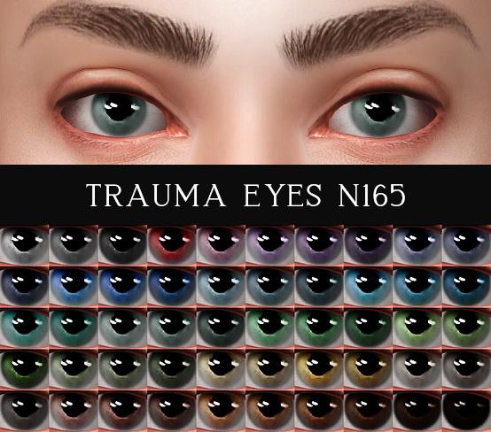Skylla eye make up set at Praline Sims image 1056 Sims 4 Updates