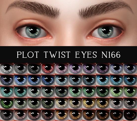 Skylla eye make up set at Praline Sims image 1067 Sims 4 Updates