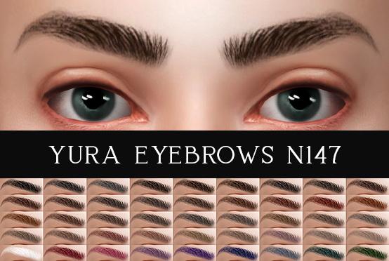 Skylla eye make up set at Praline Sims image 1075 Sims 4 Updates