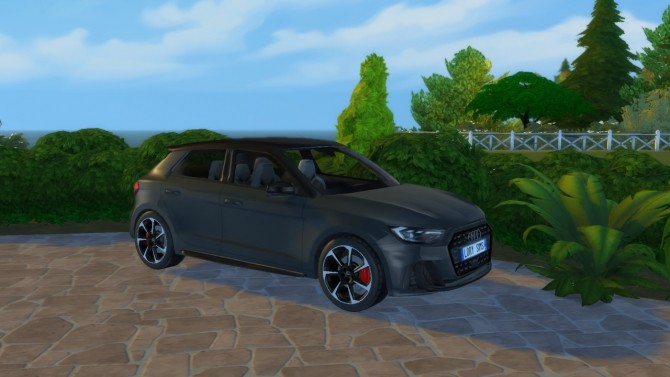 Audi A1 Sportback at LorySims image 109 670x377 Sims 4 Updates