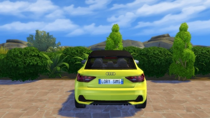 Audi A1 Sportback at LorySims image 110 670x377 Sims 4 Updates