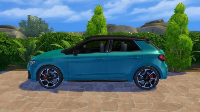 Audi A1 Sportback at LorySims image 111 670x377 Sims 4 Updates