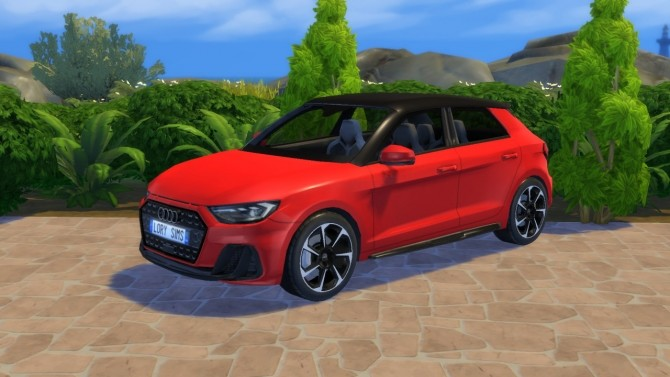 Audi A1 Sportback at LorySims image 112 670x377 Sims 4 Updates