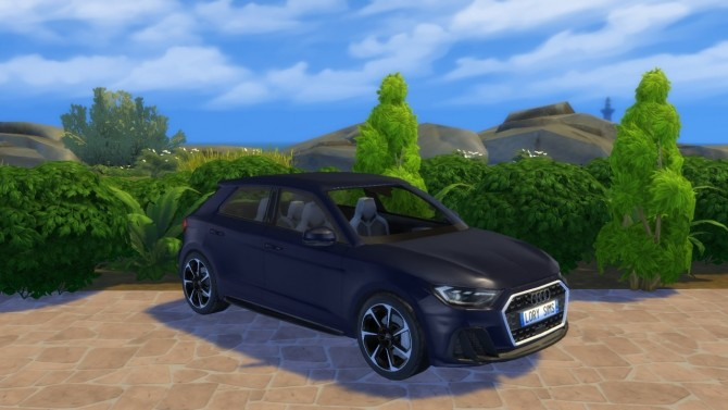 Audi A1 Sportback at LorySims image 114 670x377 Sims 4 Updates