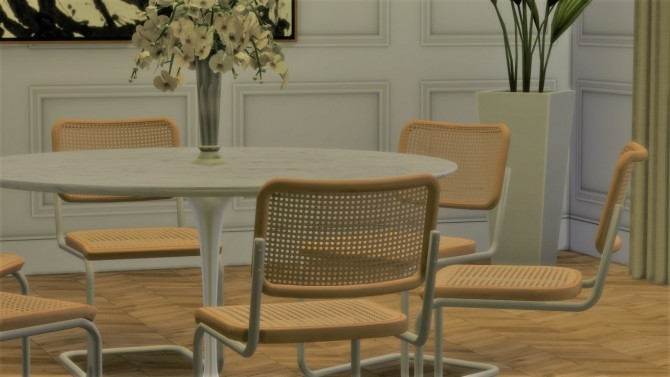 CESCA CHAIR (P) at Meinkatz Creations image 11416 670x377 Sims 4 Updates