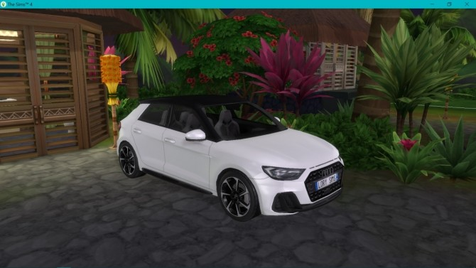 Audi A1 Sportback at LorySims image 115 670x377 Sims 4 Updates