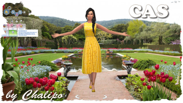 Sims 4 CAS Backgrounds by Chalipo at All 4 Sims