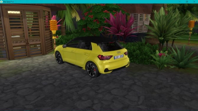 Audi A1 Sportback at LorySims image 116 670x377 Sims 4 Updates