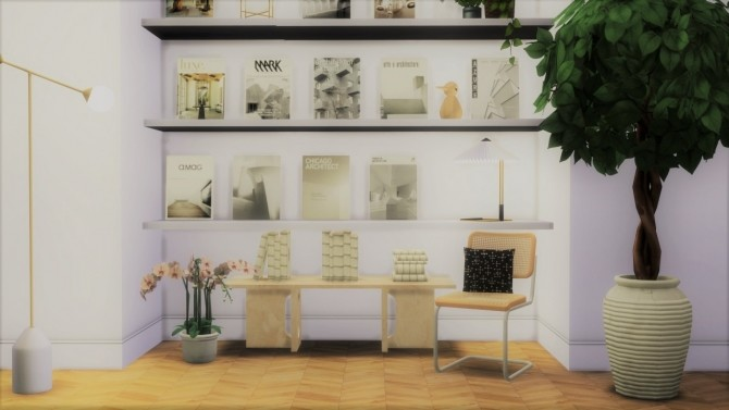 CESCA CHAIR (P) at Meinkatz Creations image 11614 670x377 Sims 4 Updates