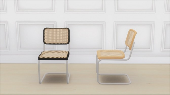 CESCA CHAIR (P) at Meinkatz Creations image 11714 670x377 Sims 4 Updates