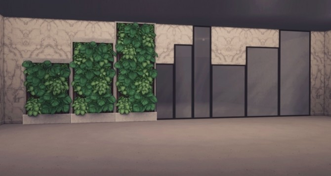 Sims 4 THE BAFROOM 94 piece collaborative set at Harrie