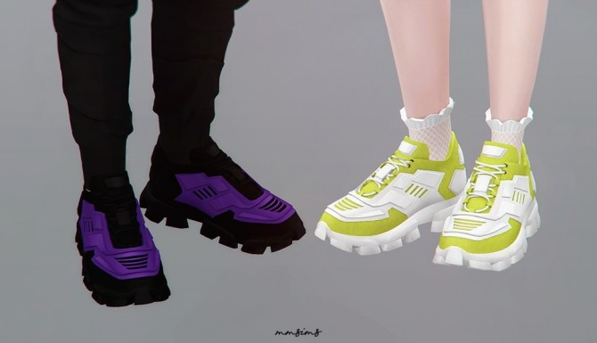 CB Thunder Sneakers at MMSIMS image 12123 670x385 Sims 4 Updates