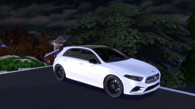Mercedes Benz A Class at LorySims image 122 670x377 Sims 4 Updates