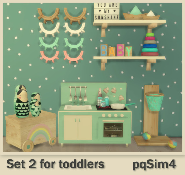 Set 2 for todddlers at pqSims4 image 12211 Sims 4 Updates