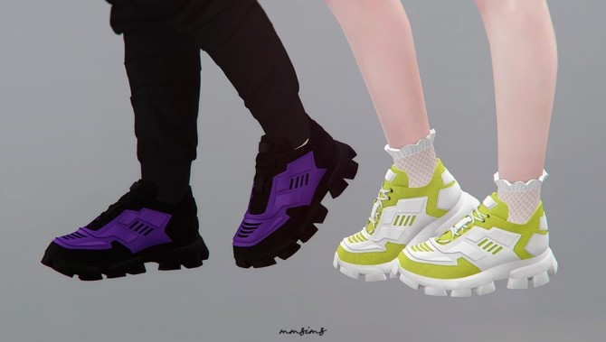 CB Thunder Sneakers at MMSIMS image 12221 670x379 Sims 4 Updates