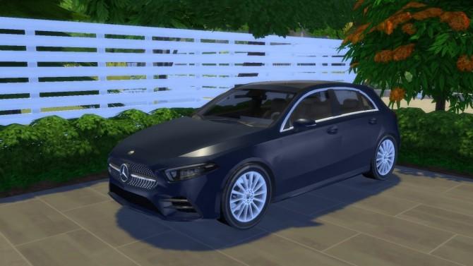 Mercedes Benz A Class at LorySims image 123 670x377 Sims 4 Updates