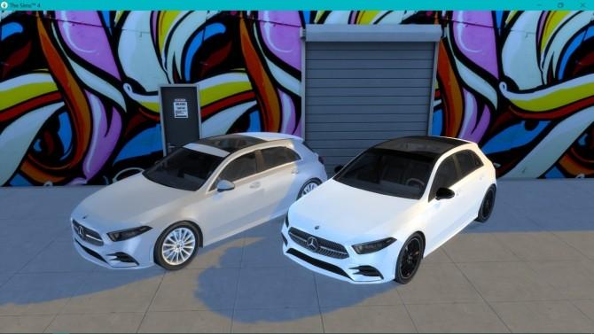 Mercedes Benz A Class at LorySims image 125 670x377 Sims 4 Updates