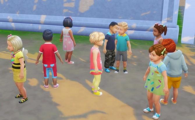 Sims 4 Seasonal Festivals at KAWAIISTACIE