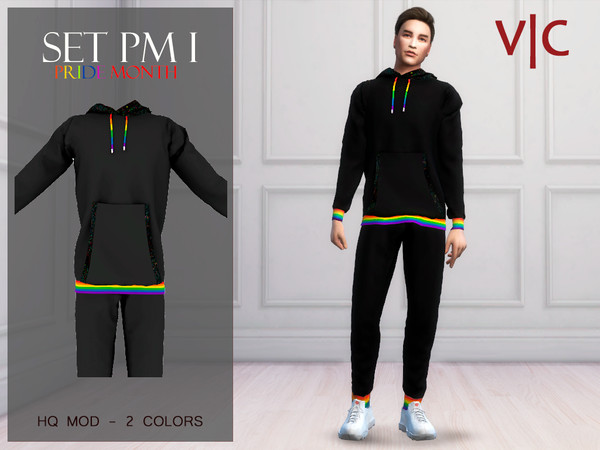 Sims 4 SET PM MALE I by Viy Sims at TSR