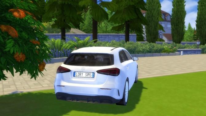Mercedes Benz A Class at LorySims image 126 670x377 Sims 4 Updates