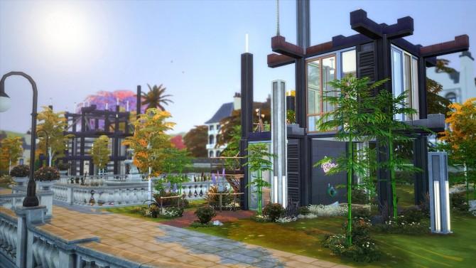 Sims 4 Proto Prouvette 002 house at Fezet