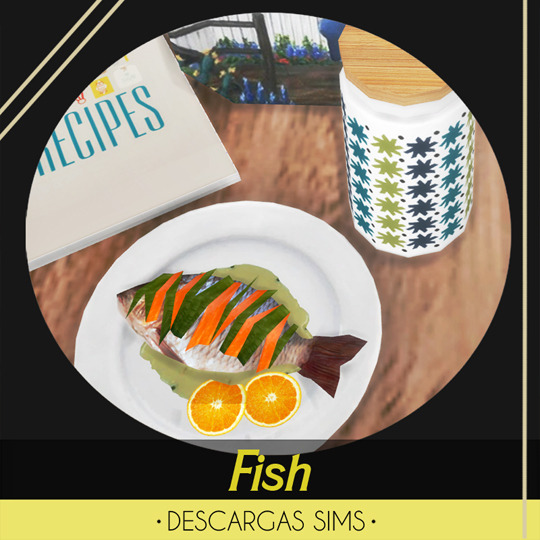 Sims 4 Fish Clutter at Descargas Sims