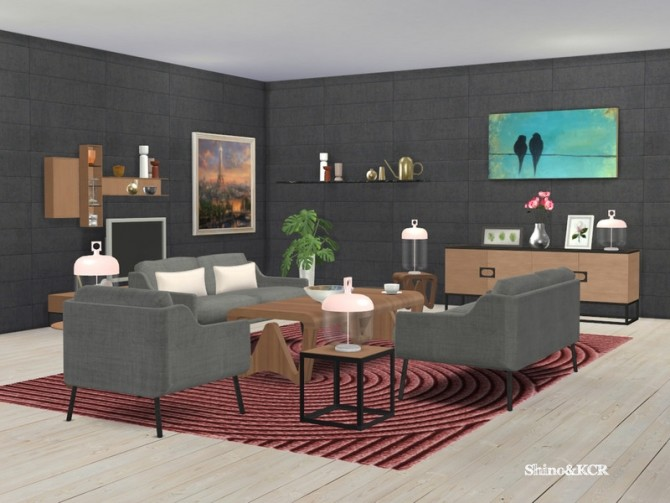 Living Cologne 2020 by ShinoKCR at TSR image 13712 670x503 Sims 4 Updates