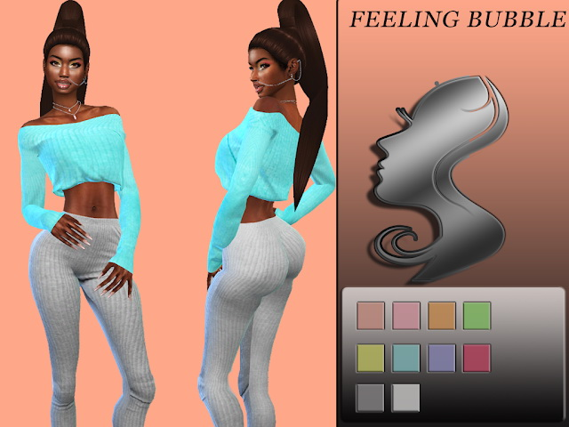 Feeling Bubble Set at Teenageeaglerunner image 13910 Sims 4 Updates