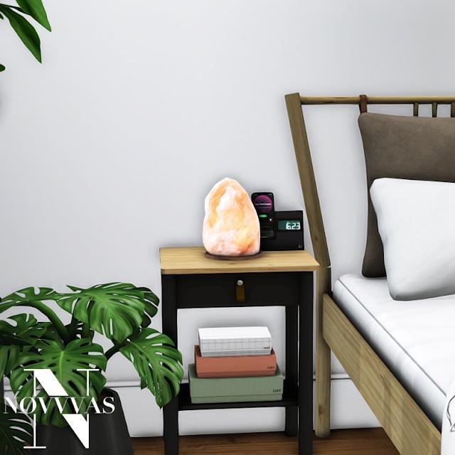 Sims 4 BEDROOM SET at Novvvas