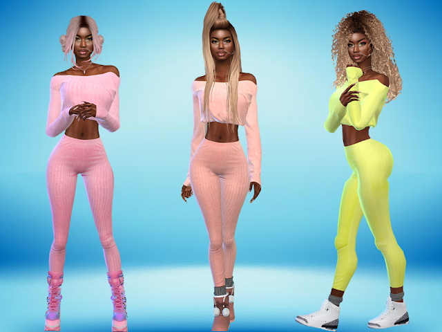 Feeling Bubble Set at Teenageeaglerunner image 1408 Sims 4 Updates