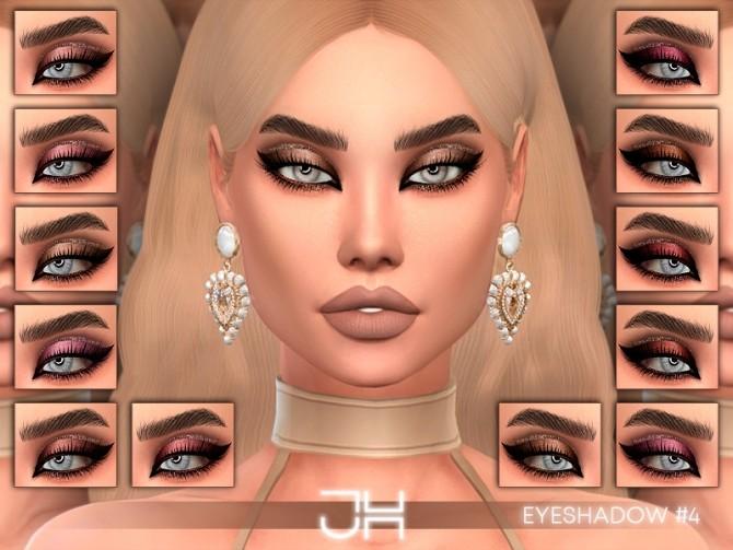 EYESHADOW #4 by Jul Haos at TSR image 14101 670x503 Sims 4 Updates