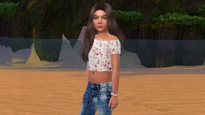 Little Sandra by Elena at Sims World by Denver image 1432 670x377 Sims 4 Updates