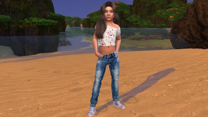 Little Sandra by Elena at Sims World by Denver image 1442 670x377 Sims 4 Updates