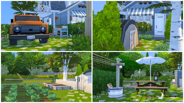 SMALL BAYSIDE HOUSE at Luna Sims image 1468 Sims 4 Updates