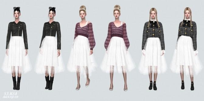Ballerina Midi Skirt at Marigold image 1487 670x333 Sims 4 Updates