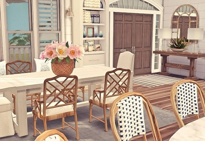 Sims 4 Bright Coastal Collection Part I by Sooky